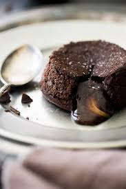 paleo chocolate lava cake recipe food faith fitness