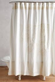 embroidered elephant shower curtain anthropologie