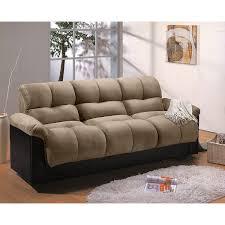 Ara Futon Sofa Bed With Storage Hazelnut American Signature - Brown sofa beds
