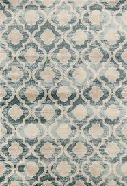 hills blue moroccan trellis distressed area rug discount area