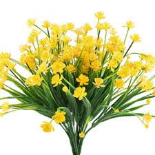 Fake Sunflowers Artificial Daffodils Ebay