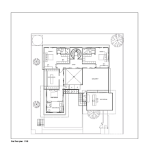 Symmetrical Floor Plans by House At Glenhill Saujana Seshan Design Archdaily