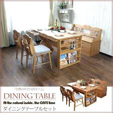 dining table set with storage storage dining table corner dining table corner dining set with 2