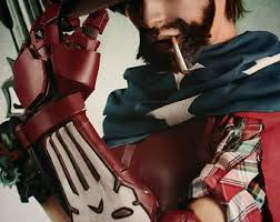 Saiyan Halloween Costume Cosplay Armor Etsy