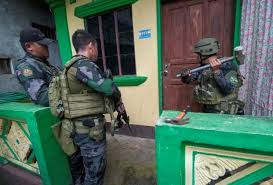 siege army philippines army struggles as city siege enters fourth week