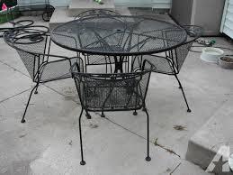 Wrought Iron Patio Tables Wrought Iron Patio Furniture Galilaeum Home Magazine Site