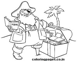 treasure island coloring sheets coloring pages