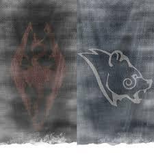 Civil War Battle Flag Skyrim Civil War Elder Scrolls Fandom Powered By Wikia