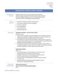 Cna Job Resume by Packer Job Description For Resume Resume For Your Job Application