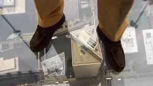 Willis Tower by Sears Tower Ledge
