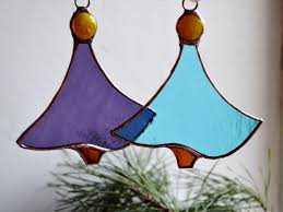 21 best ornaments images on stained glass