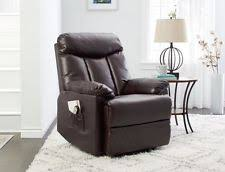 transitional recliner chairs ebay