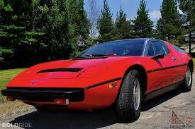 1975 maserati khamsin maserati bora car classics