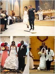 jumping the broom wedding jumping the broom in style with marayah s creations blackbride