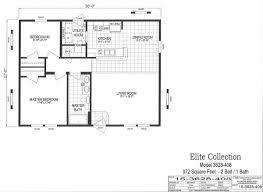 marlette 408 indiana modular home floor plan redbud homes