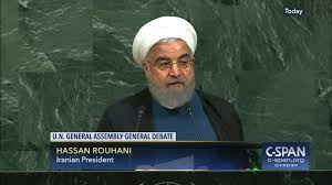 Syrian Iranian Relations 1979 2013 Thinking Politics by Iranian President Rouhani Remarks General Assembly Sep 20 2017