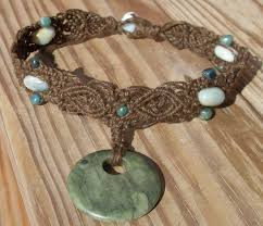 necklace hemp images Moss agate hemp necklace by hemplady4u jpg