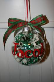 clear glass ornaments are available at hobby lobby in the