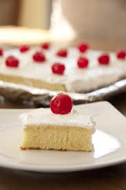 tres leches cake wishes and dishes