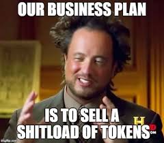 First Meme - let the ico memes begin the first initial coin offering memes