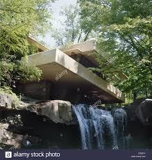 wright fallingwater nthe edgar j kaufmann house at bear run