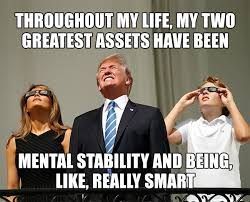 Genious Meme - the 30 funniest memes mocking trump s very stable genius boast
