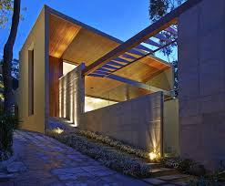 home lighting design software luxurious home uses wood and stone elements to marry interiors 6