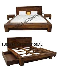 wooden bed beds design bedroom furniture designs india email