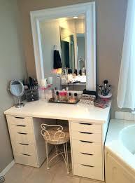 white makeup vanity table white makeup desk with drawers desk makeup vanity table vanity