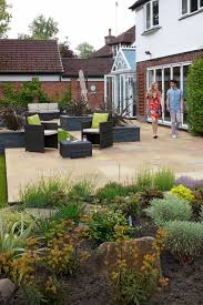 Indian Sandstone Patio by Indian Sandstone Paving Marshalls Co Uk