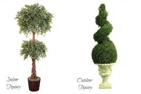 buyer s guide to artificial topiaries