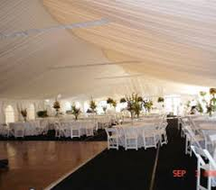 tent rental for wedding wedding tent rentals chicago il