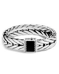 black onyx silver bracelet images John hardy bracelets bloomingdale 39 s tif