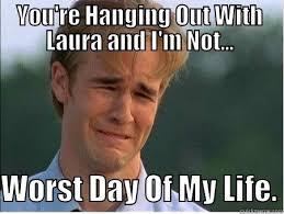 Laura Meme - laura s meme quickmeme