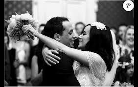 mariage alizee alizée et grégoire lyonnet tendres messages de leurs invités