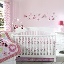 Crib Bedding Set Minnie Mouse Minnie Mouse Nursery Obaby Furniture Collection Bedding Australia