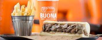 The Patio Orland Park Menu by Buona Beef Restaurant Take Out Menu