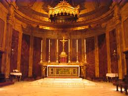 Why Do Catholics Light Candles Meaning Of The Tabernacle Lamp In Catholic Churches Taylor Marshall