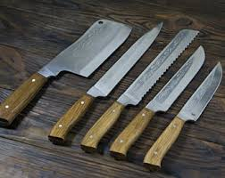 professional kitchen knives kitchen knife etsy