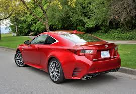 lexus rc awd price 2017 lexus rc 300 awd f sport review the car magazine