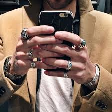 fashion rings men images 236 best rings images rings arm tattoos and hand jpg