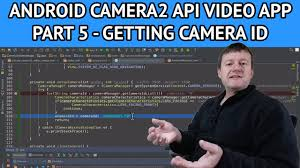 tutorial android hardware camera2 android camera2 api video app part 5 getting camera id youtube