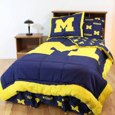 michigan wolverines fan gear michigan wolverines michigan wolverines bedding michigan