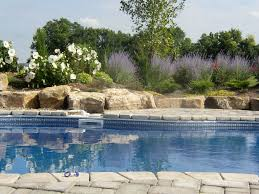 easy pool landscaping ideas for small yards