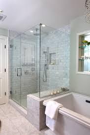 High End Bathroom Showers High End Shower Bathroom Contemporary With Fully Custom Rustic