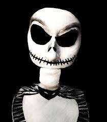 Jack Skellington Halloween Costume Woman U0027s Clever Jack Skellington Halloween Makeup Geekologie