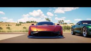 stanced bentley forza horizon 3 aston martin vulcan vs bentley exp 10 speed 6
