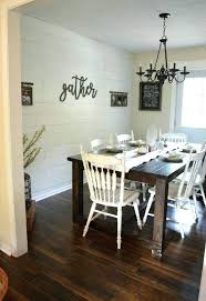 Kitchen Wall Ideas Decor Shiplap Kitchen Wall What Were Loving Now Walls Black White