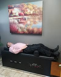 Roller Massage Table by About Island Health And Chiropractic Sequim Chiropractor Dr