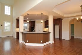 Kitchen Island Columns by Stone And Brick Exterior Raleigh Nc U2013 Stanton Homes